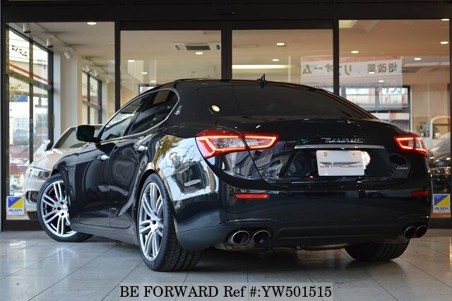 used 2015 maserati ghibli s for sale yw501515 be forward. Black Bedroom Furniture Sets. Home Design Ideas