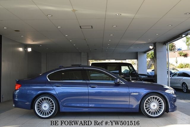 Used 2014 BMW ALPINA D5 TURBO LIMOUSINE/- for Sale YW501516 - BE FORWARD