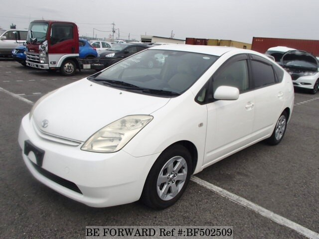 Used TOYOTA PRIUS GZANHW For Sale BF BE FORWARD - 2003 prius