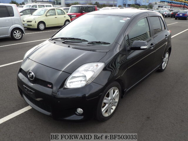 Used 2009 TOYOTA VITZ TRD TURBO M/DBA-NCP91 for Sale BF503033 - BE