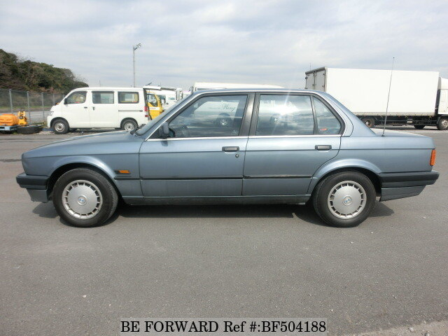 Used 1989 BMW 3 SERIES 320IEA20 for Sale BF504188  BE FORWARD