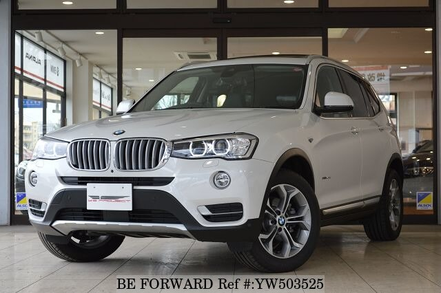 used 2015 bmw x3 xdrive 20d x line for sale yw503525 be forward. Black Bedroom Furniture Sets. Home Design Ideas