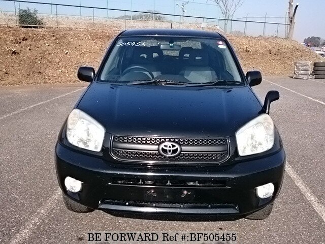 2004 toyota rav4 cba aca20w d 39 occasion en promotion bf505455 be forward. Black Bedroom Furniture Sets. Home Design Ideas