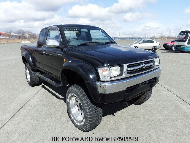 2000 toyota hilux sports pickup extra cab wide gc rzn174h. Black Bedroom Furniture Sets. Home Design Ideas