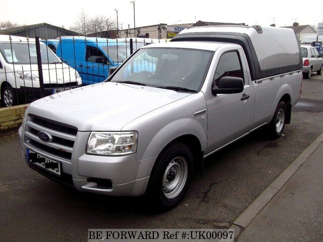 Used 2009 Ford Ranger Single Cab For Sale Uk00097 Be Forward