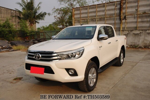 2016 Toyota Hilux Revo 2 8g Double Cab Gun126r Dtthht D