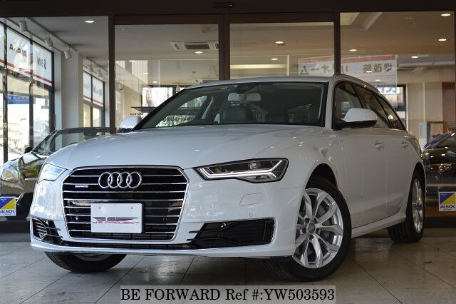 used 2015 audi a6 avant 2 0tfsi qattro for sale yw503593 be forward. Black Bedroom Furniture Sets. Home Design Ideas