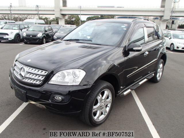 Used 2007 mercedes benz m class ml350 4matic dba 164186 for 2007 mercedes benz ml350 for sale