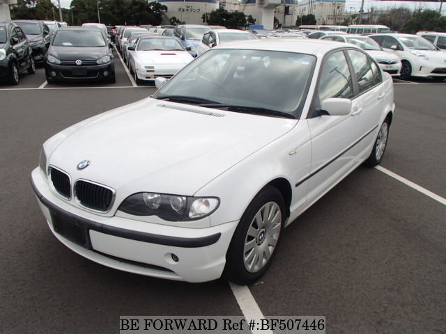 Used 2003 BMW 3 SERIES BF507446 For Sale Image
