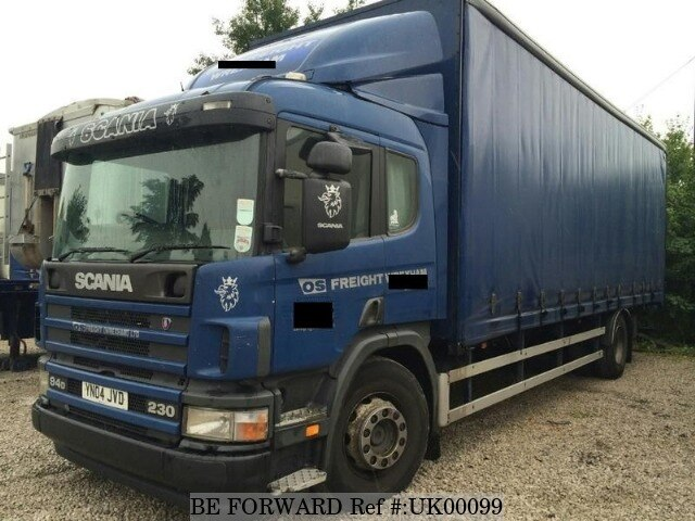 Used 2004 Scania Scania Others 94d Sleepercab For Sale Uk00099