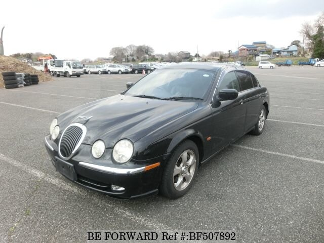 used 2001 jaguar s-type 3.0 v6/gf-j01fb for sale bf507892 - be forward