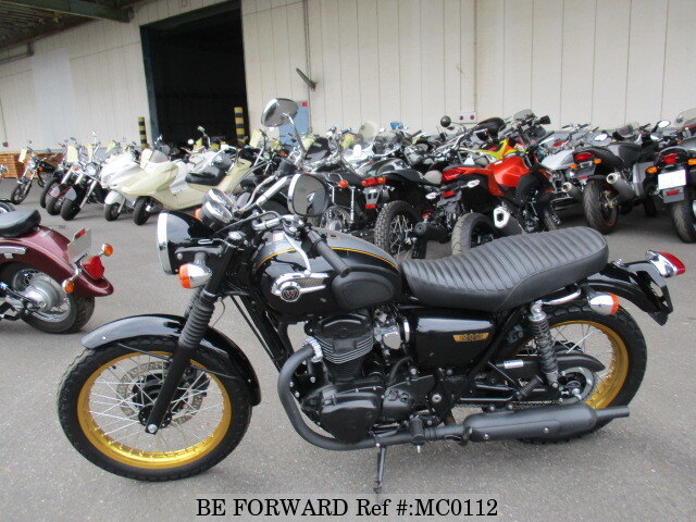 Used 2011 Kawasaki W800ebl Ej800a For Sale Mc0112 Be Forward