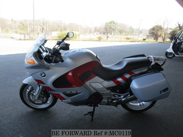 Used 2001 BMW K1200RS/K1200RS for Sale MC0119 - BE FORWARD