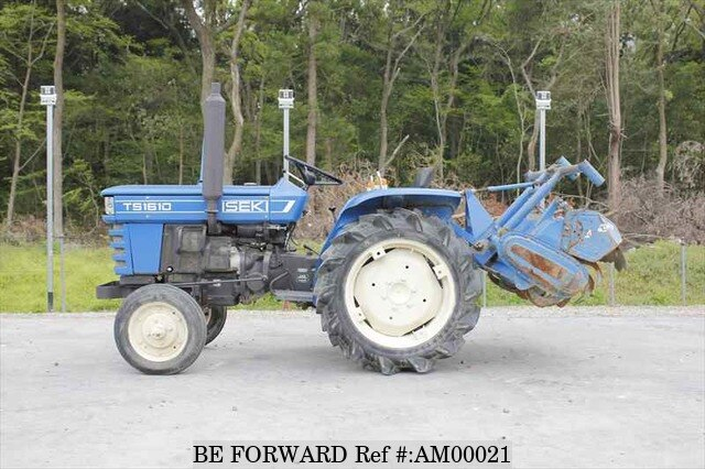Used ISEKI TS1610/16HP-2WD-723Hour for Sale AM00021 - BE FORWARD