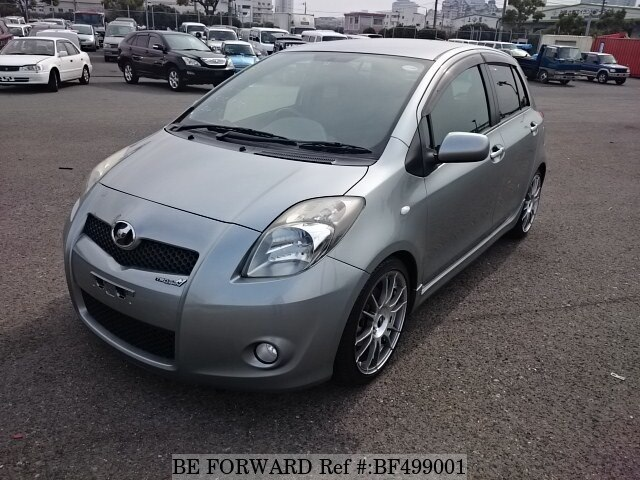 Used 2006 Toyota Vitz Rs Trd Sports M Dba Ncp91 For Sale Bf499001