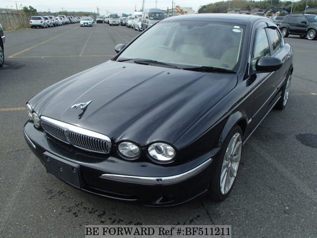 Used 2006 JAGUAR X TYPE BF511211 For Sale