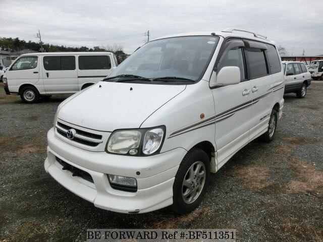 Used 2001 TOYOTA TOWNACE NOAH ROAD TOURER LIMITED GF-SR50G for Sale ... 86598c7139c