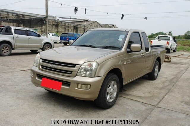 Used 2003 Isuzu D Max Th511995 For