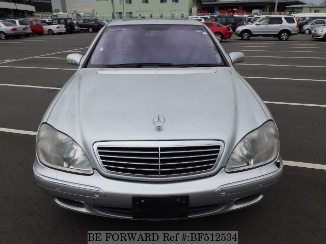 Used 2001 mercedes benz s class s500 l gf 220175 for sale for 2001 mercedes benz s500 for sale