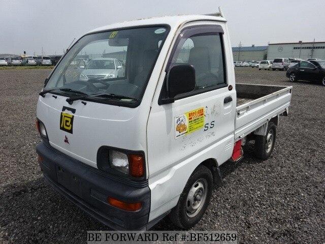 Used 1997 MITSUBISHI MINICAB TRUCK BF512659 For Sale