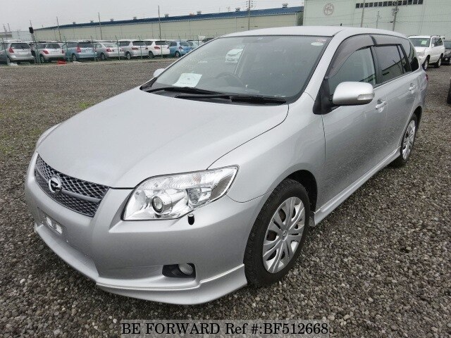 corolla 2007 weight kg