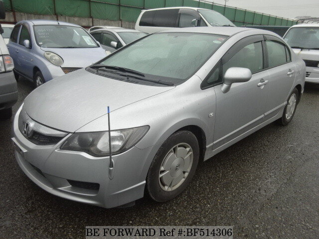 2010 Honda Civic Hybrid >> Used 2010 Honda Civic Hybrid Daa Fd3 For Sale Bf514306 Be