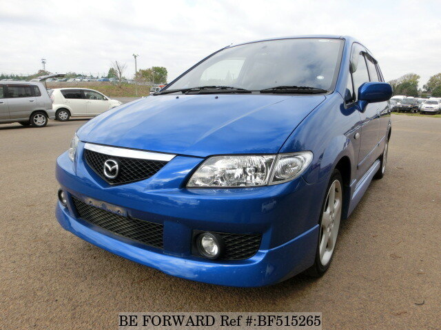used 2003 mazda premacy sport s ta cpew for sale bf515265 be forward. Black Bedroom Furniture Sets. Home Design Ideas
