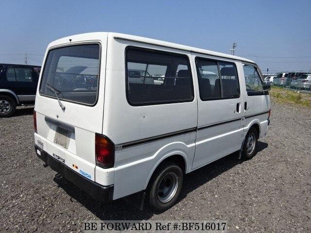 Used 1985 MAZDA BONGO VAN/N-SSF8V for Sale BF516017 - BE ...