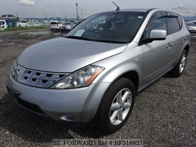 used 2004 nissan murano 250xl cba tz50 for sale bf516827 be forward. Black Bedroom Furniture Sets. Home Design Ideas