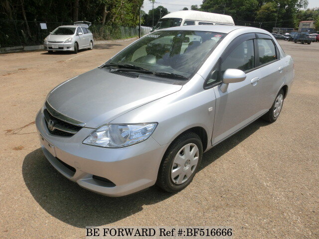 Used 2009 Honda Fit Aria 15c Dba Gd8 For Sale Bf516666 Be Forward