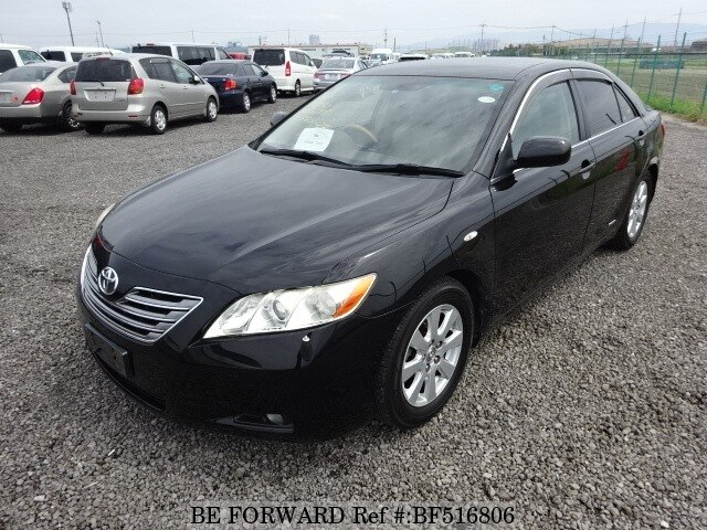 used 2006 toyota camry g dignis edition dba acv40 for sale bf516806 be forward. Black Bedroom Furniture Sets. Home Design Ideas