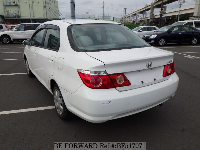 Used 2009 Honda Fit Aria Dba Gd8 For Sale Bf517071 Be Forward