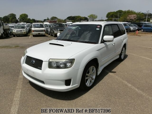 Used 2007 Subaru Forester Cross Sports 2 0t Ta Sg5 For