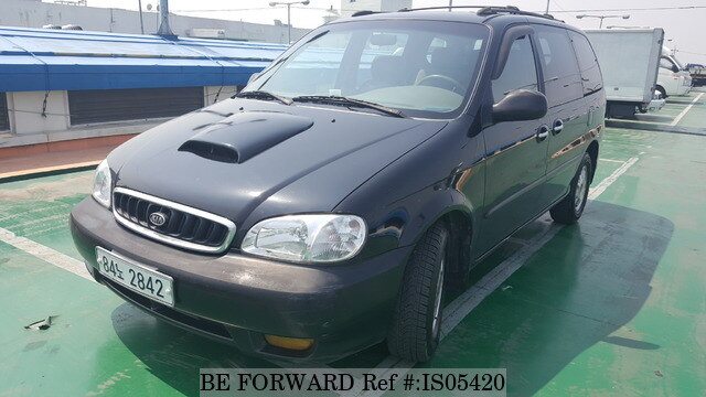 2000 kia carnival d 39 occasion en promotion is05420 be forward. Black Bedroom Furniture Sets. Home Design Ideas