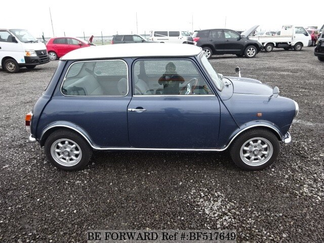 Used 1989 Rover Mini Mayfaire 99xa For Sale Bf517649 Be Forward
