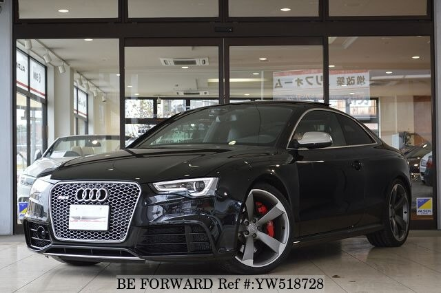 Used 2014 Audi Rs5 For Sale Yw518728 Be Forward