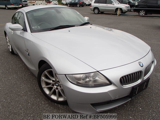 Used 2007 Bmw Z4 3 0 Si Aba Du30 For Sale Bf505999 Be Forward