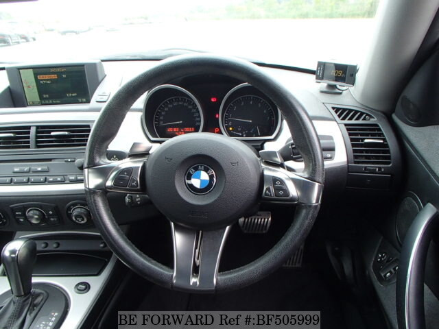 Used 2007 BMW Z4 3.0 SI/ABA-DU30 for Sale BF505999 - BE ...