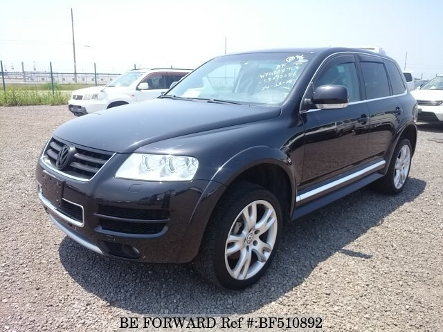 Used 2005 Volkswagen Touareg W12 Sportsgh 7lbjna For Sale Bf510892