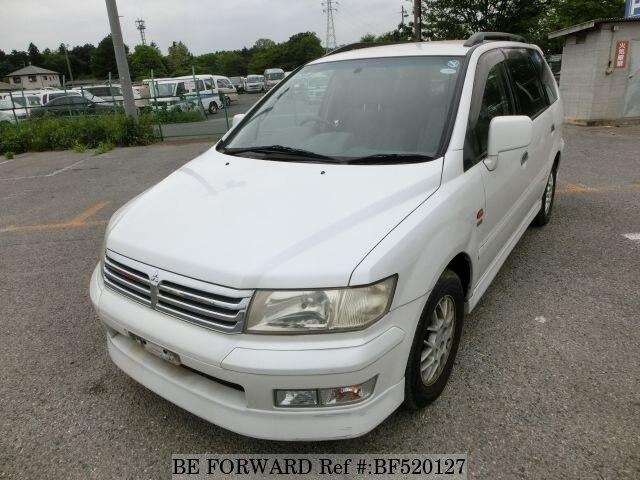 used 1999 mitsubishi chariot grandis gf n94w for sale bf520127 be rh beforward jp Mitsubishi Endeavor 4WD Mitsubishi Chariot