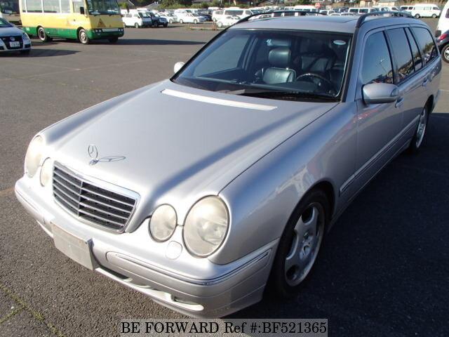 Used 2001 Mercedes Benz E Class E430 210270 For Sale