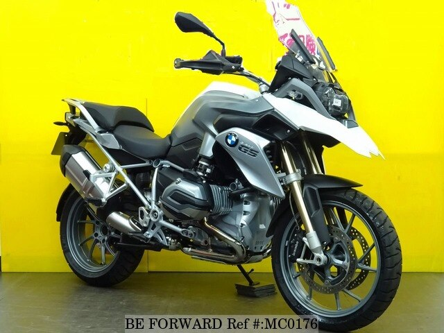 Used 2014 Bmw R1200gs Wb10a0103 For Sale Mc0176 Be Forward