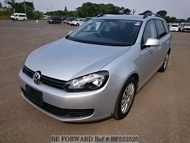 Used 2011 Volkswagen Golf Variant Tsi Trend Linedba 1kcax For Sale