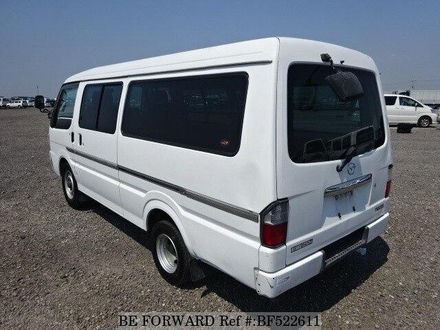 Used 2005 MAZDA BONGO BRAWNY VAN LONG/KR-SKF6V for Sale ...