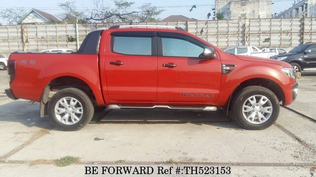 used 2012 ford ranger 3 2l double cab t89436t for sale th523153 be forward. Black Bedroom Furniture Sets. Home Design Ideas