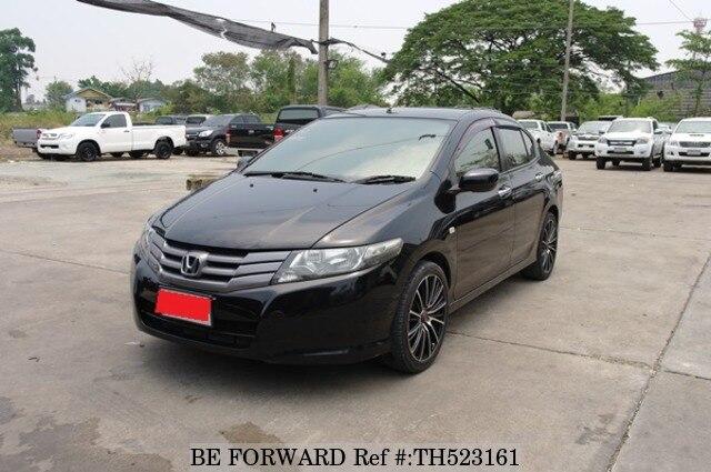 Used 2009 Honda City 15vti Ttc Ah3 Ji389 For Sale Th523161 Be