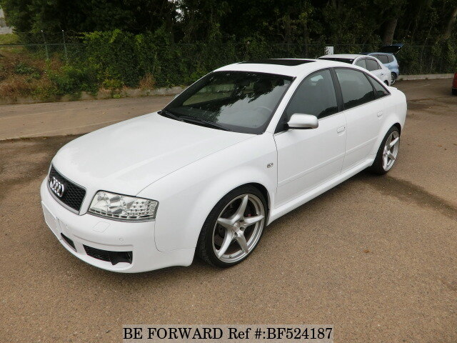 Used 2003 Audi Rs6 Gh 4bbcyf For Sale Bf524187 Be Forward
