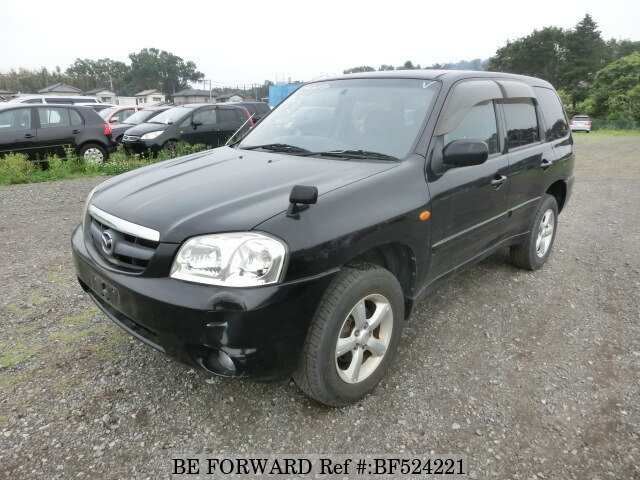 used 2004 mazda tribute lx ta ep3w for sale bf524221 be. Black Bedroom Furniture Sets. Home Design Ideas