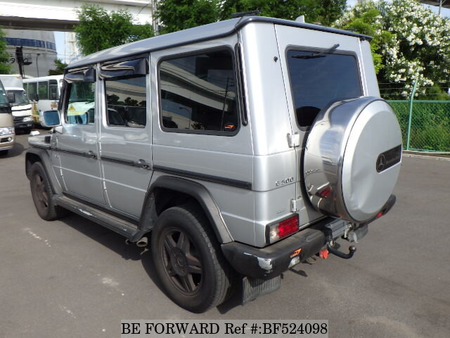Used 1999 mercedes benz g class g500 long gf g500l for for Mercedes benz g class for sale cheap