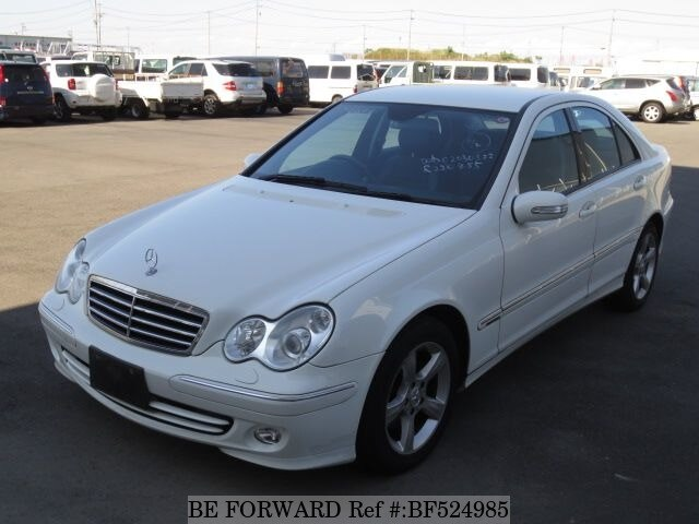 Used 2006 MERCEDESBENZ CCLASS C230 AVANTGARDEDBA203052 for
